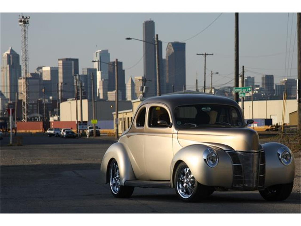 Large Picture of '40 Ford Deluxe located in AUSTIN Texas Offered by a Private Seller - AMFH