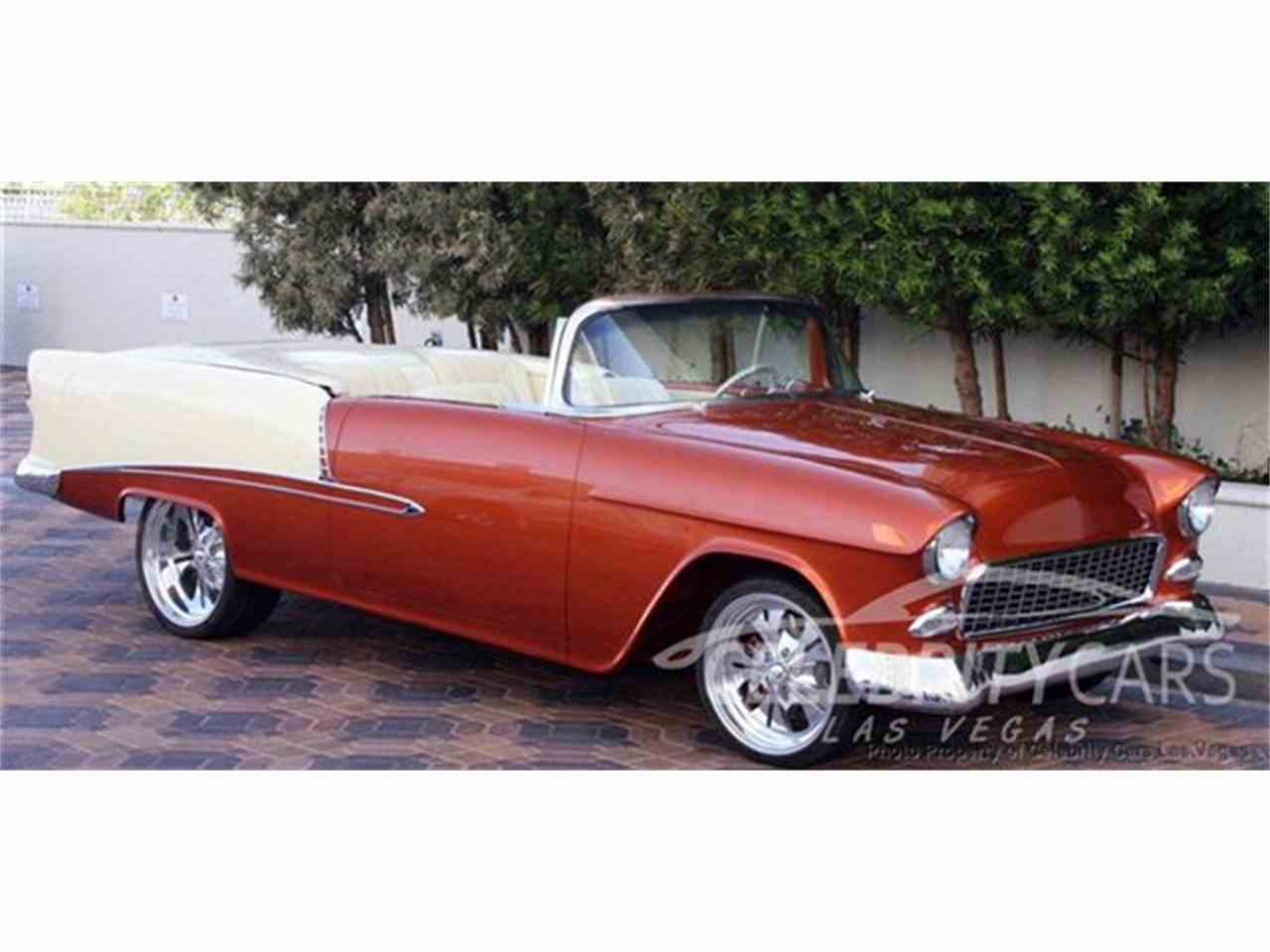 Large Picture of Classic '55 Bel Air - $159,000.00 - AMXB