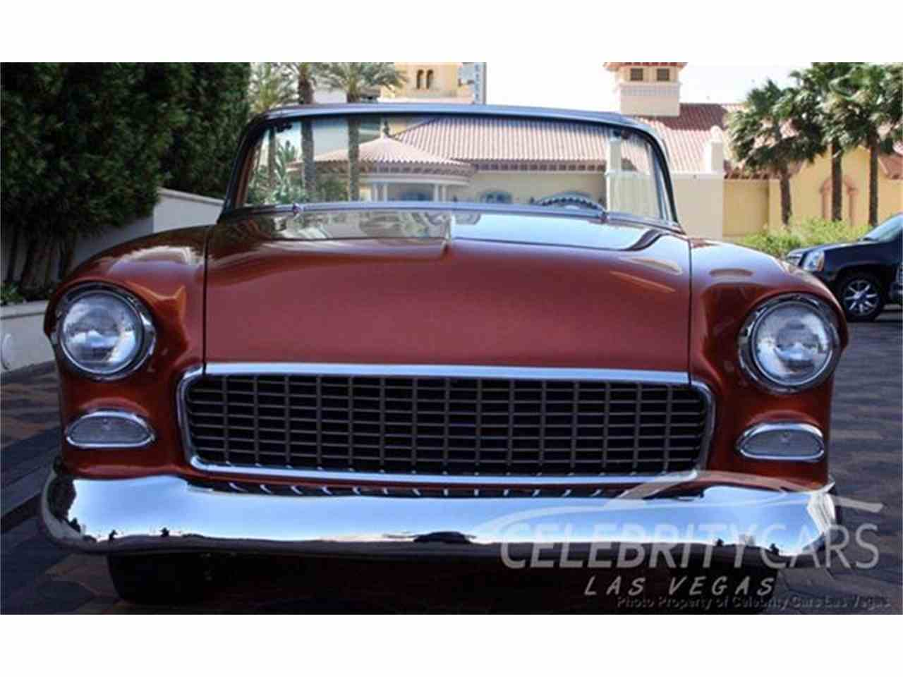 Large Picture of Classic 1955 Chevrolet Bel Air located in Las Vegas Nevada - $159,000.00 - AMXB