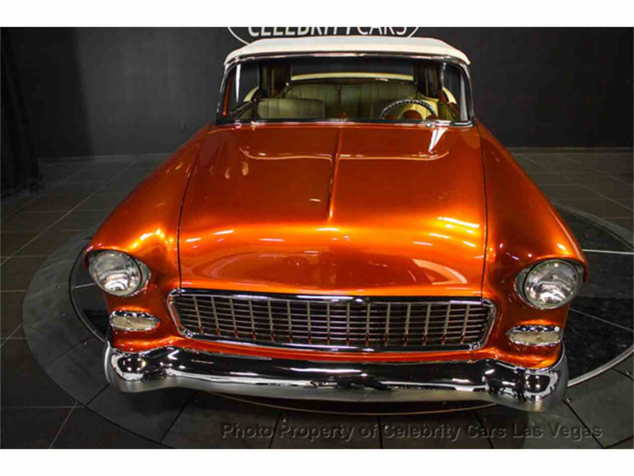 Large Picture of Classic 1955 Chevrolet Bel Air - $159,000.00 Offered by Celebrity Cars Las Vegas - AMXB