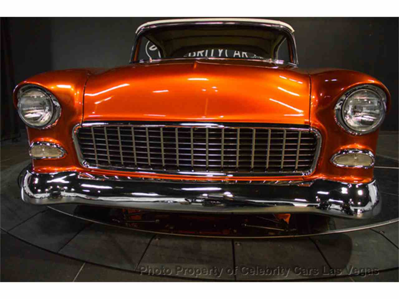 Large Picture of 1955 Chevrolet Bel Air - AMXB