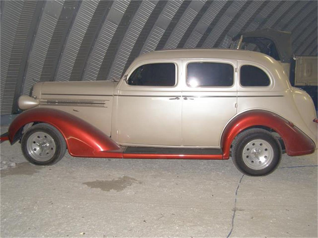Large Picture of 1936 4-Dr Sedan - AN6I