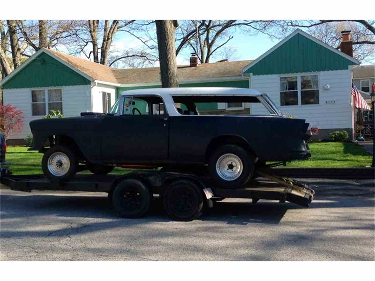 Large Picture of '55 Nomad - AIM6