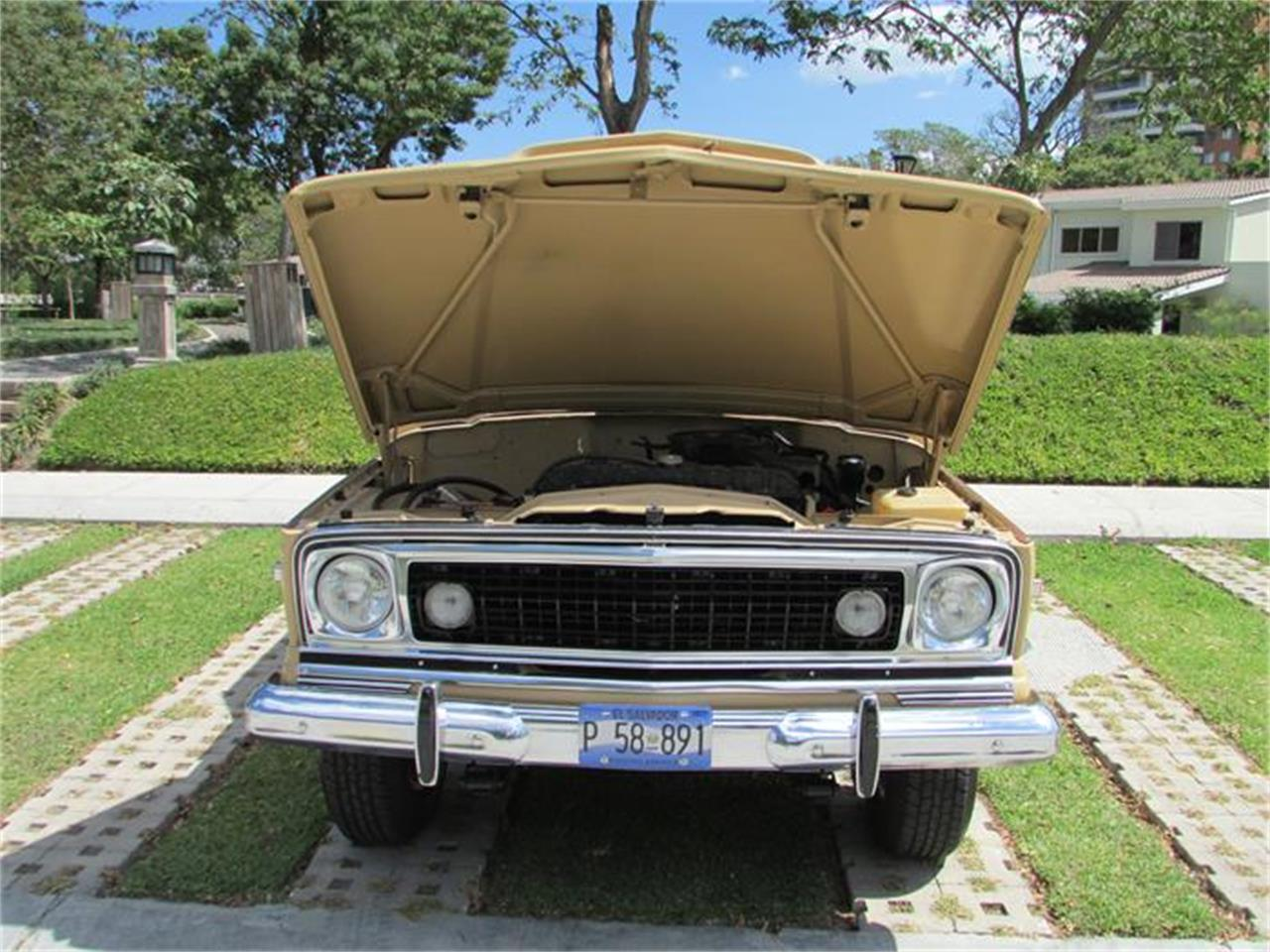 Large Picture of '77 Wagoneer located in San Salvador - ANFF