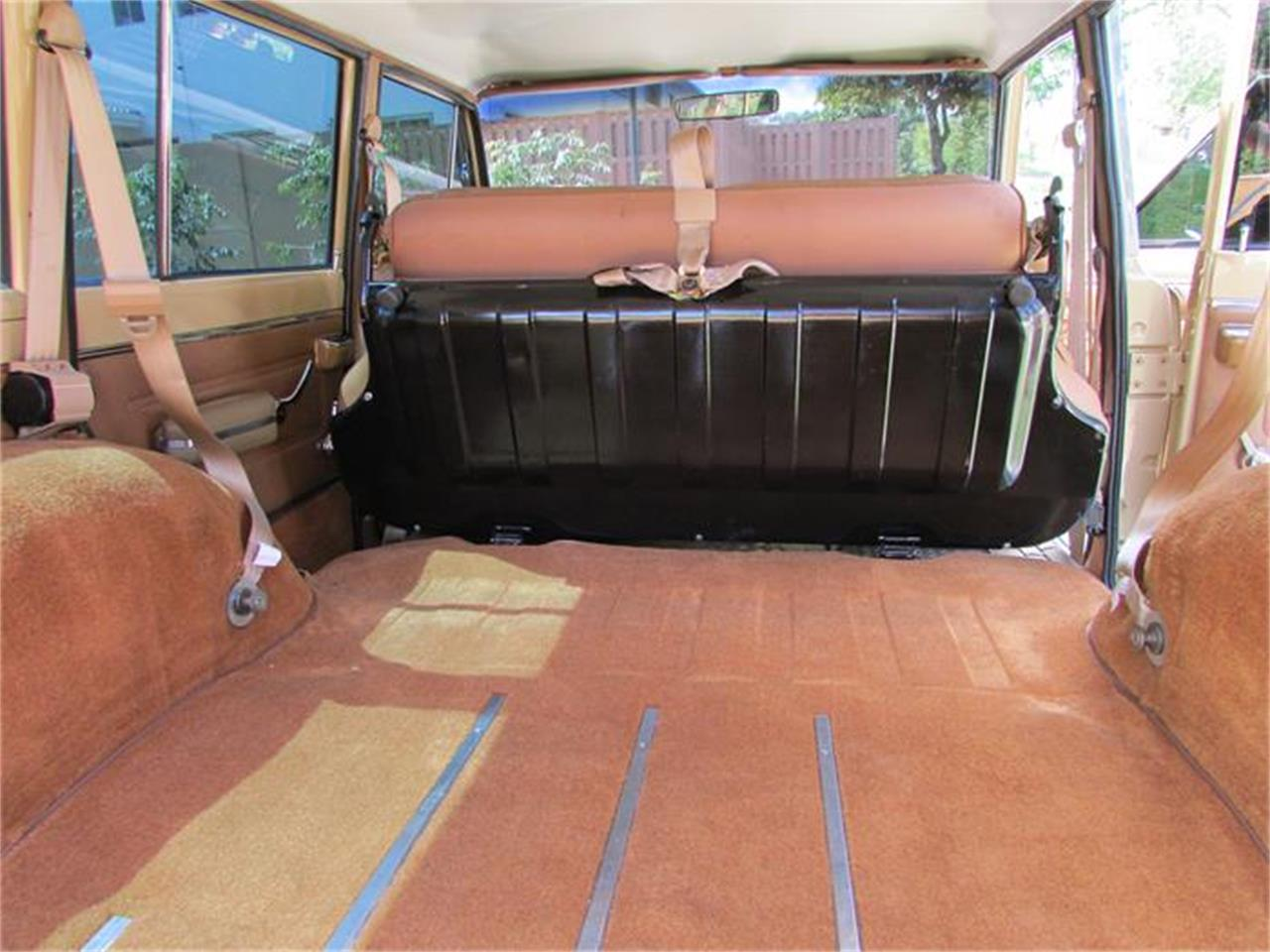 Large Picture of 1977 Wagoneer located in San Salvador San Salvador - $22,500.00 - ANFF
