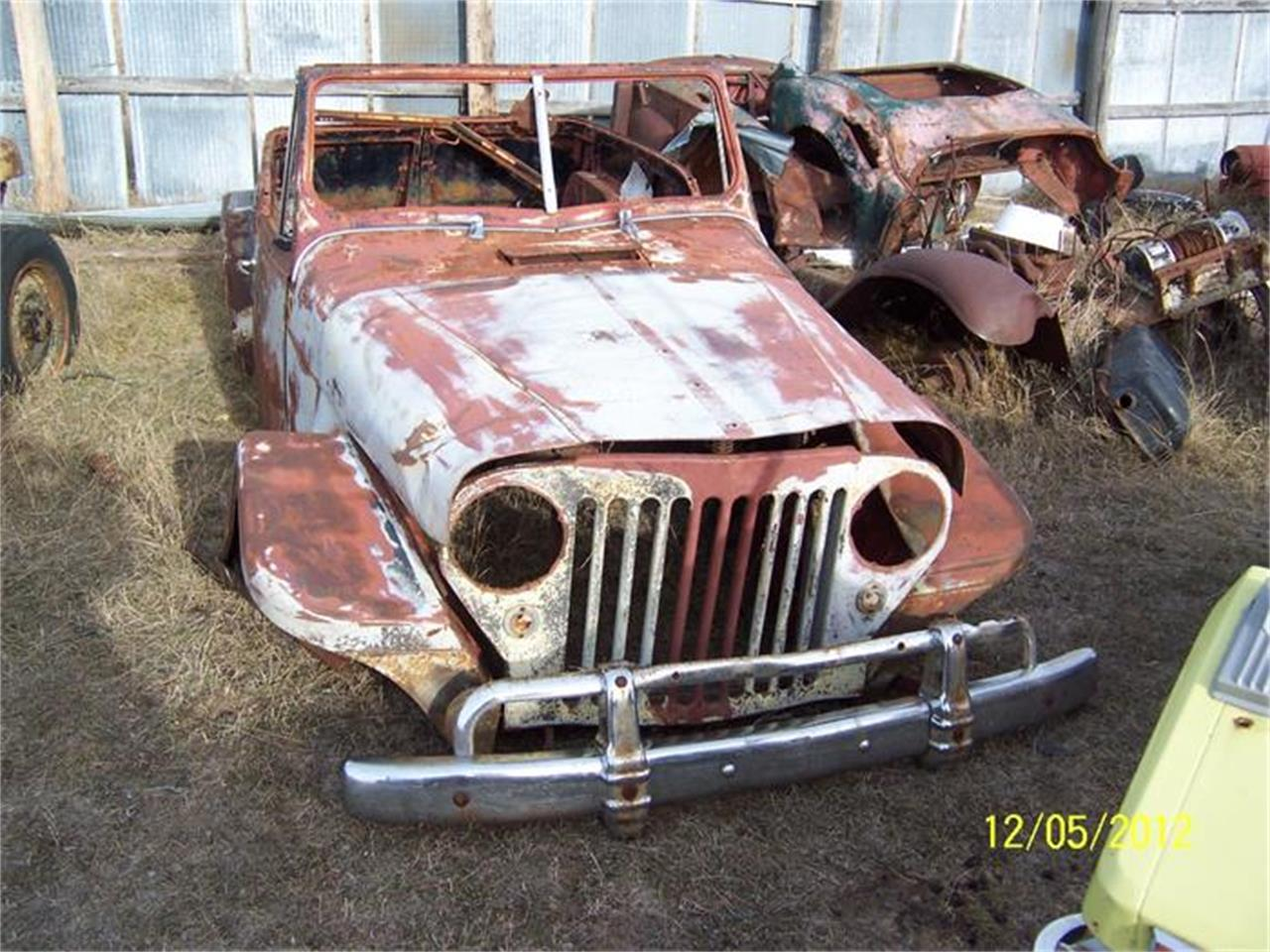 Large Picture of '49 Jeepster - AP5J