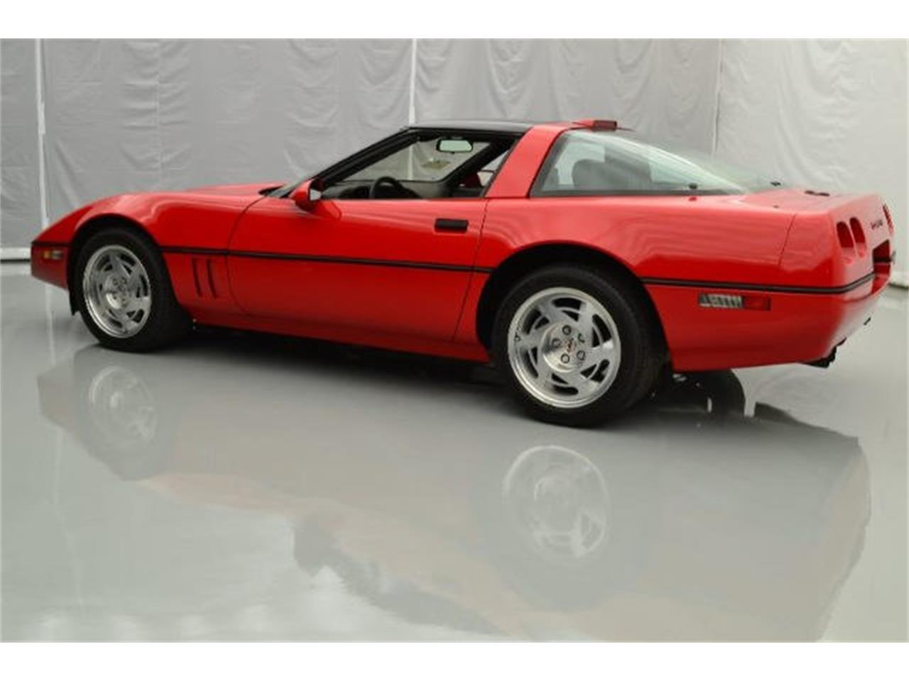 Large Picture of '90 Corvette - AQMZ