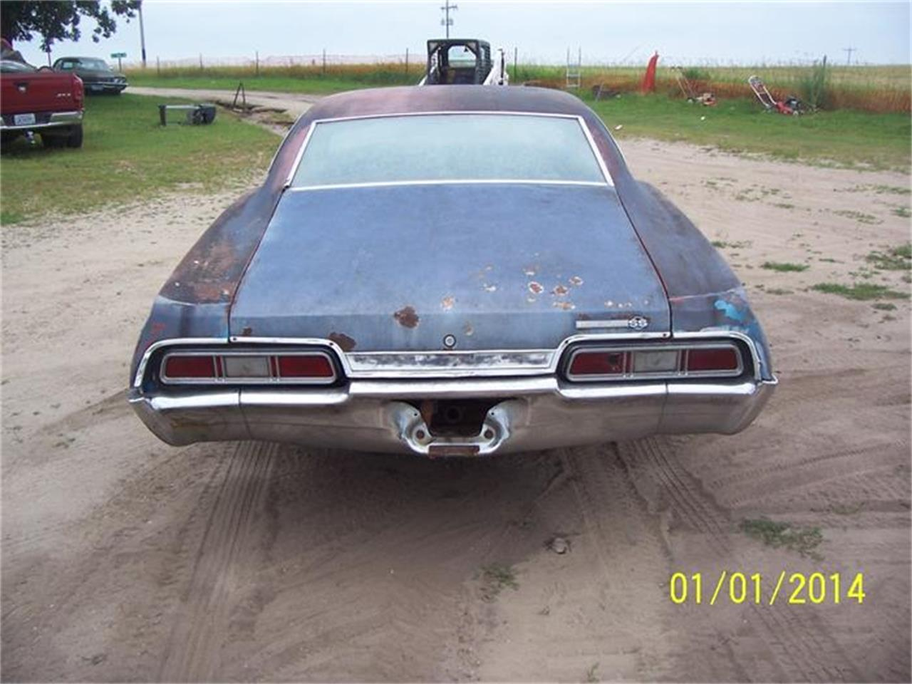 Large Picture of '67 Impala SS located in Parkers Prairie Minnesota - $2,000.00 - AQU7