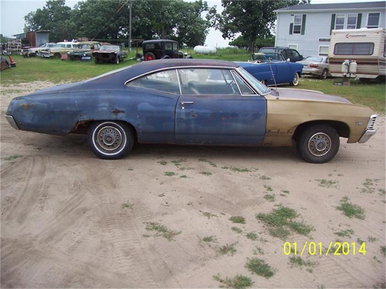 Large Picture of Classic 1967 Chevrolet Impala SS - $2,000.00 - AQU7