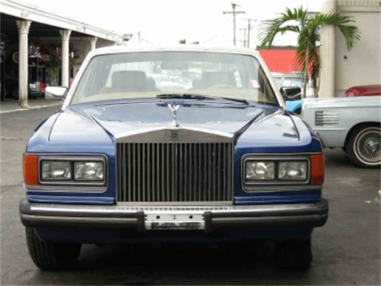 Large Picture of '86 Silver Spur - APWP