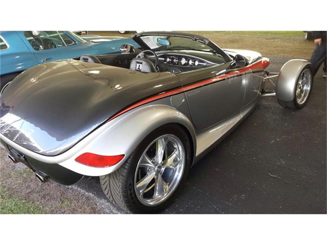 Large Picture of '99 Chrysler Prowler - $89,900.00 - ARNS