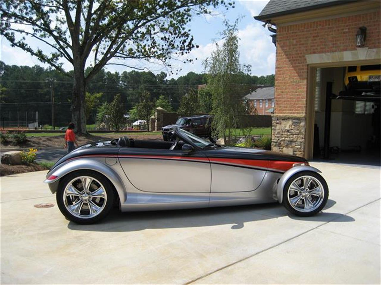 Large Picture of '99 Chrysler Prowler located in Butler Pennsylvania Offered by Bantam City Rods - ARNS