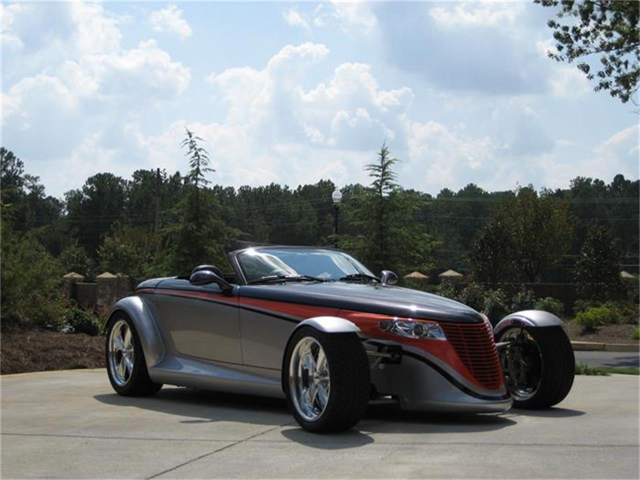 Large Picture of 1999 Chrysler Prowler located in Butler Pennsylvania - $89,900.00 Offered by Bantam City Rods - ARNS