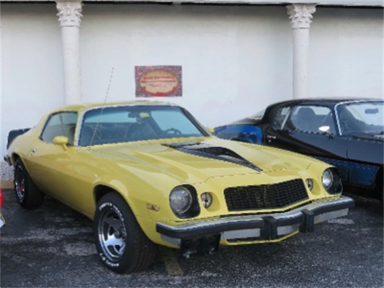 1976 Chevrolet Camaro For Sale Cc 503078 Chevy Yellow Large Picture Of 76 As6e