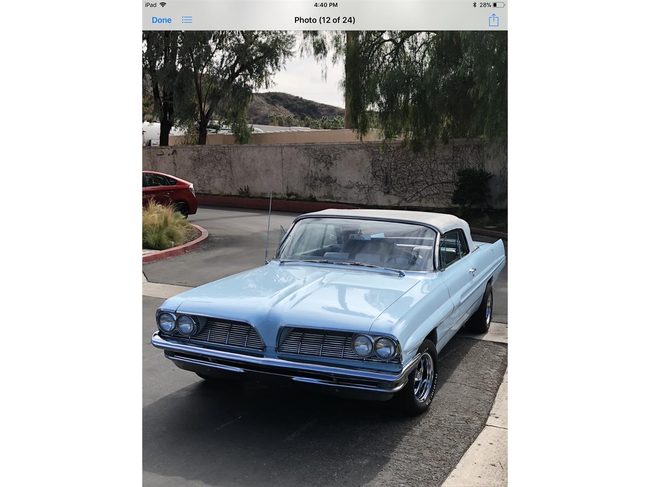 Large Picture of '61 Bonneville located in Cot de Caza California - ASQZ