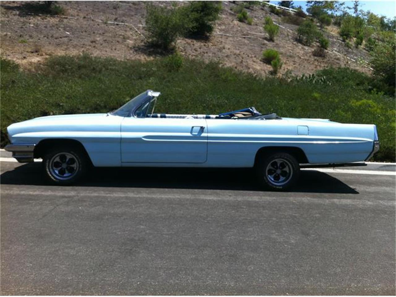 Large Picture of Classic '61 Pontiac Bonneville located in California - $18,995.00 - ASQZ
