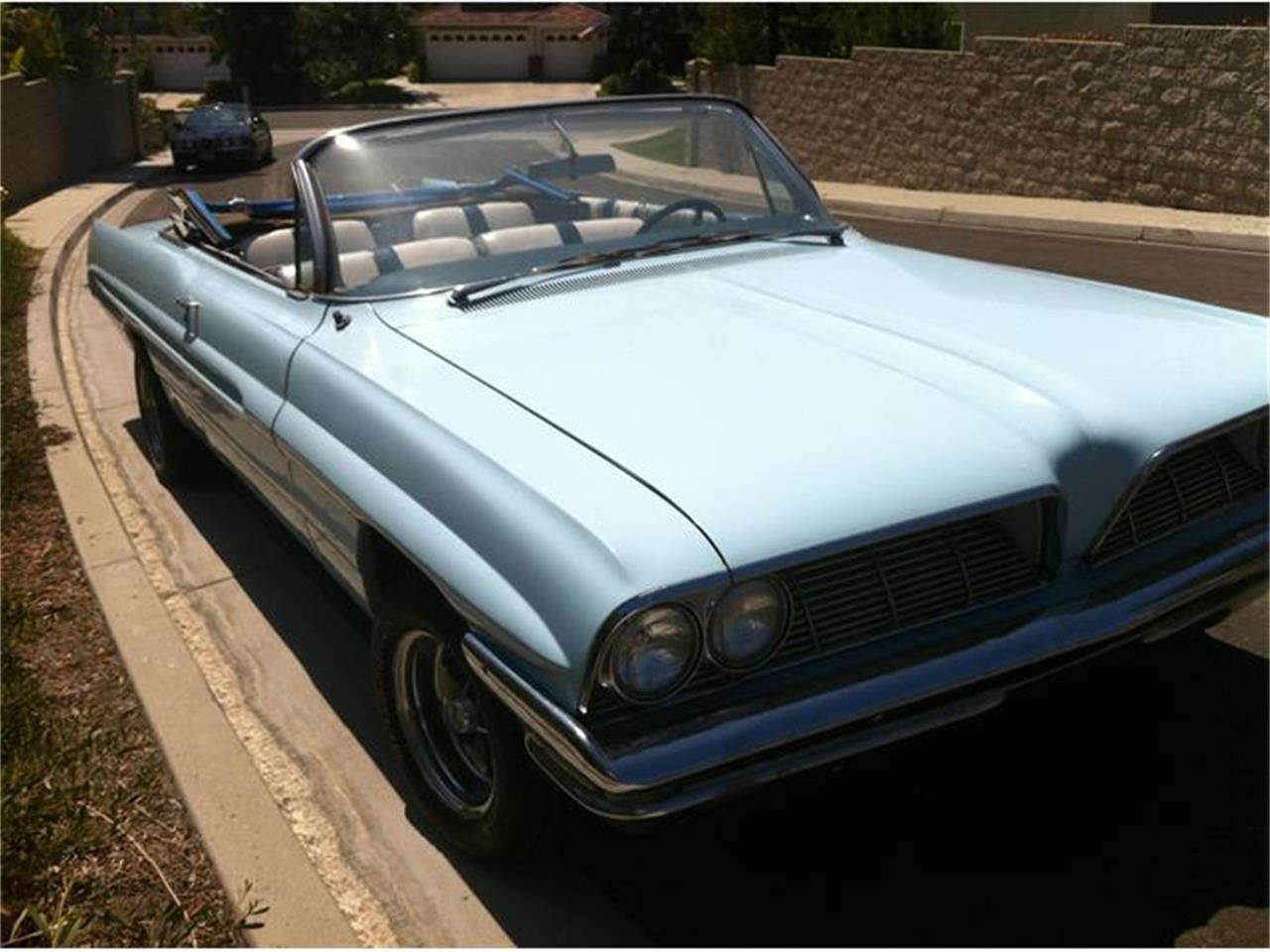 Large Picture of 1961 Bonneville located in Cot de Caza California - $18,995.00 - ASQZ