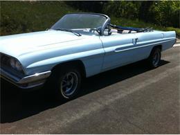 Picture of Classic 1961 Pontiac Bonneville located in California - ASQZ