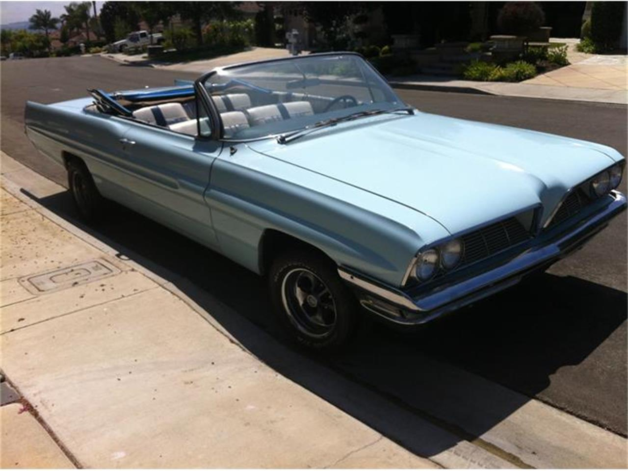 Large Picture of '61 Bonneville located in California - $18,995.00 Offered by a Private Seller - ASQZ