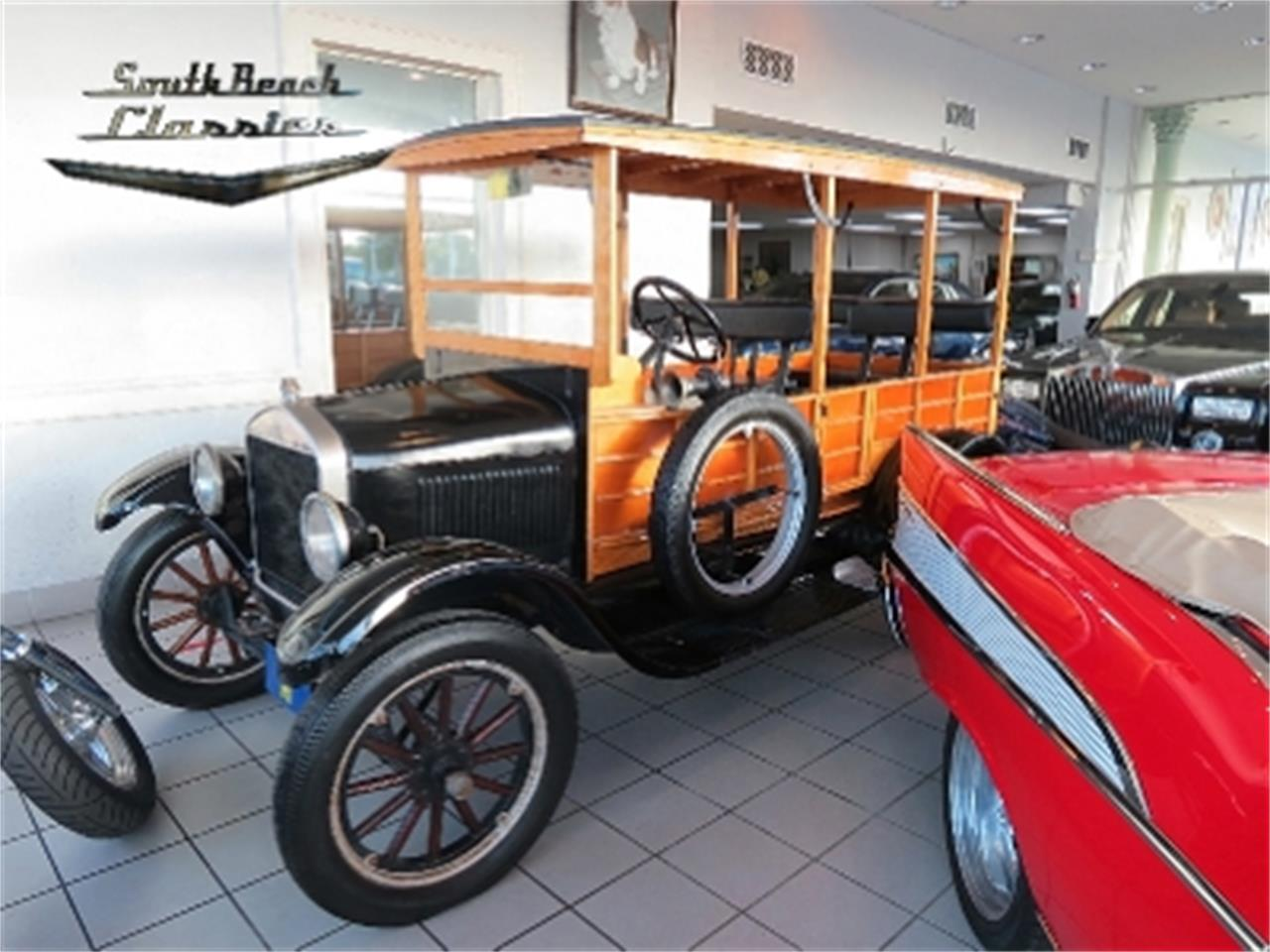 Large Picture of '26 Model T - ASZA