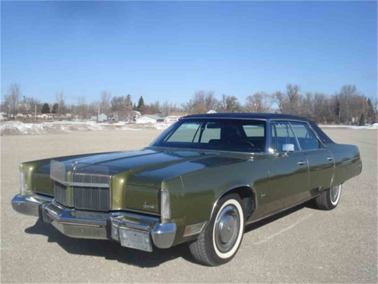 Large Picture of '74 Chrysler Imperial located in South Dakota Offered by Gesswein Motors - ATBS
