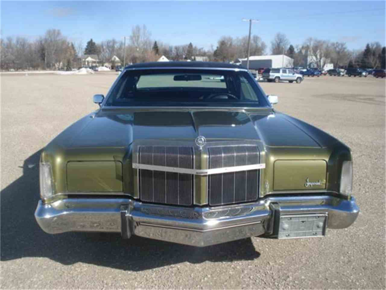 Large Picture of '74 Chrysler Imperial - ATBS