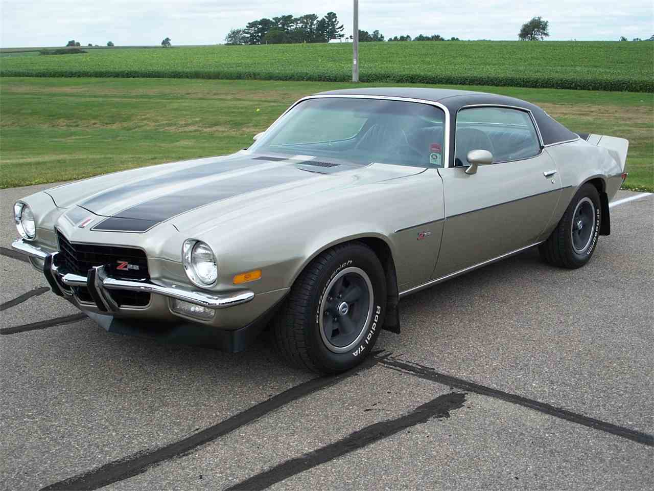 1973 chevrolet camaro z28 for sale cc 505815. Black Bedroom Furniture Sets. Home Design Ideas