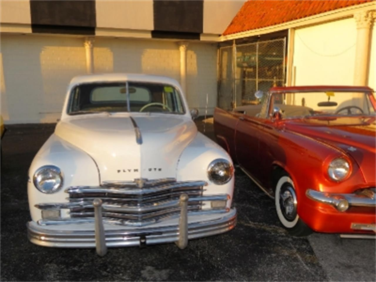 Large Picture of Classic '49 Plymouth Sedan - $8,500.00 Offered by Sobe Classics - AVWQ