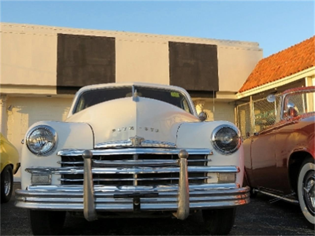 Large Picture of 1949 Sedan located in Miami Florida Offered by Sobe Classics - AVWQ