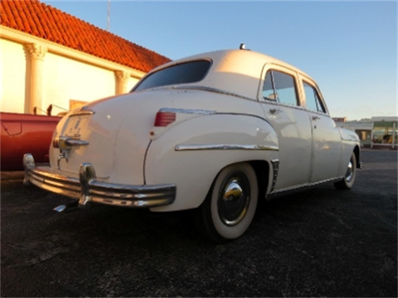 Large Picture of '49 Plymouth Sedan - AVWQ