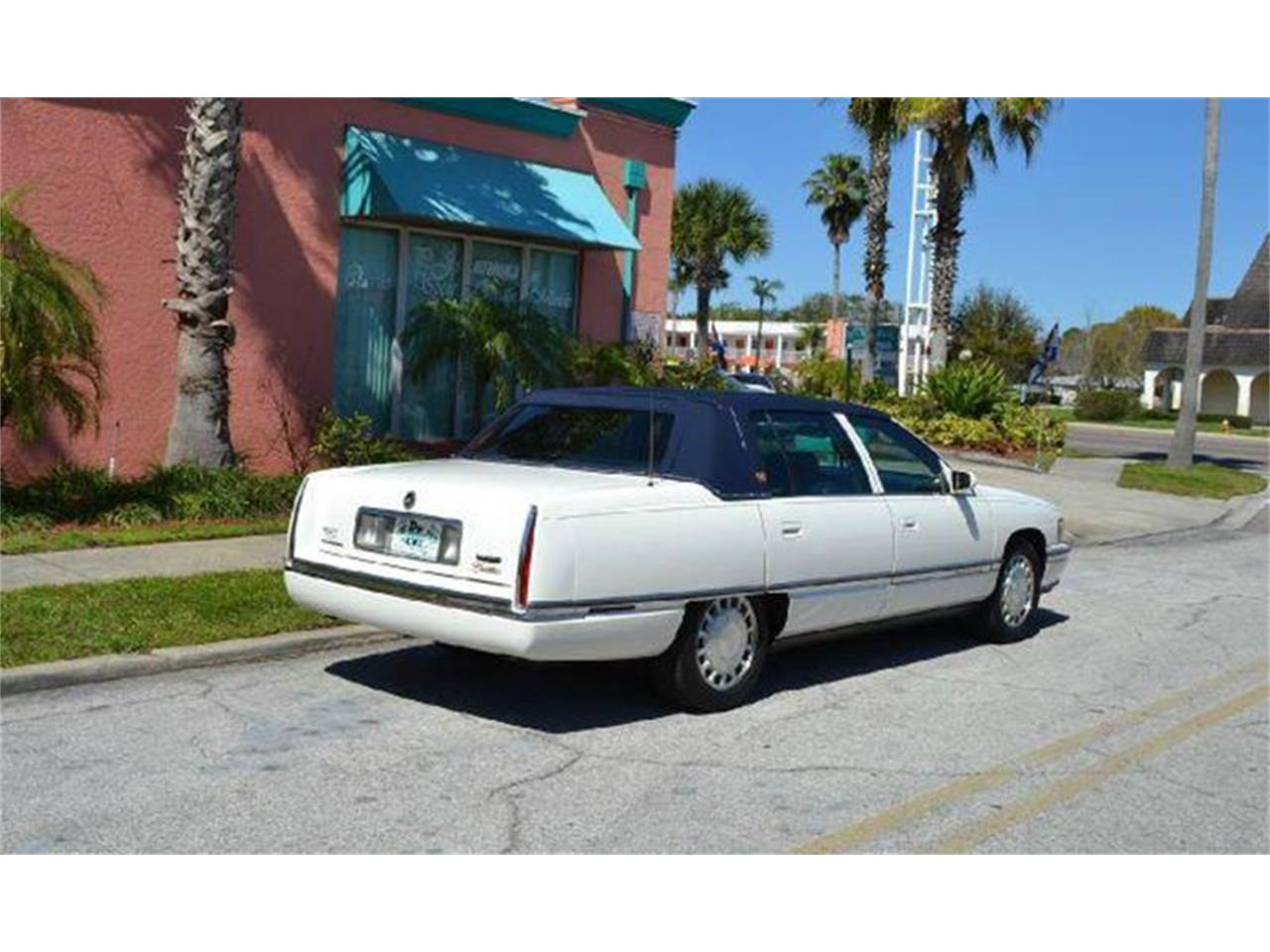 Large Picture of 1996 Cadillac DeVille located in Florida - AW1F
