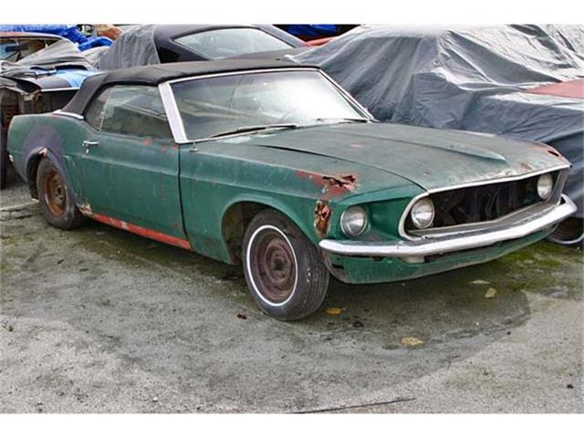 Picture of '69 Ford Mustang - $4,000.00 Offered by  - AWBJ