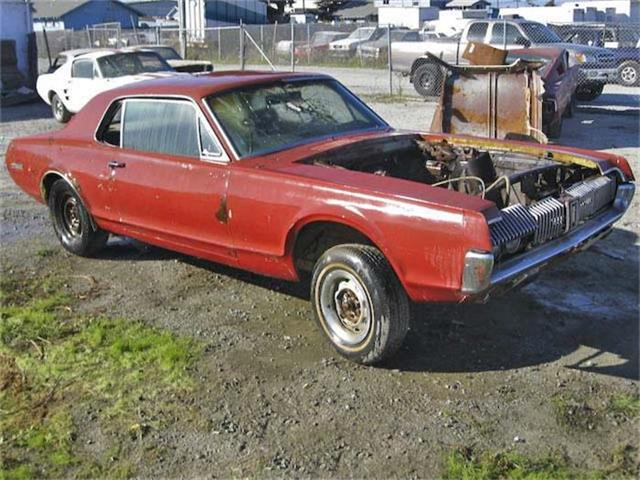Picture of '67 Cougar - AWBO