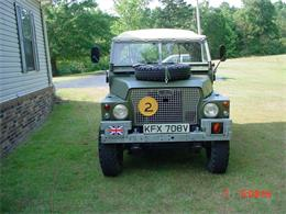 Picture of '79 Land Rover Series IIA - $13,500.00 - AWJ3