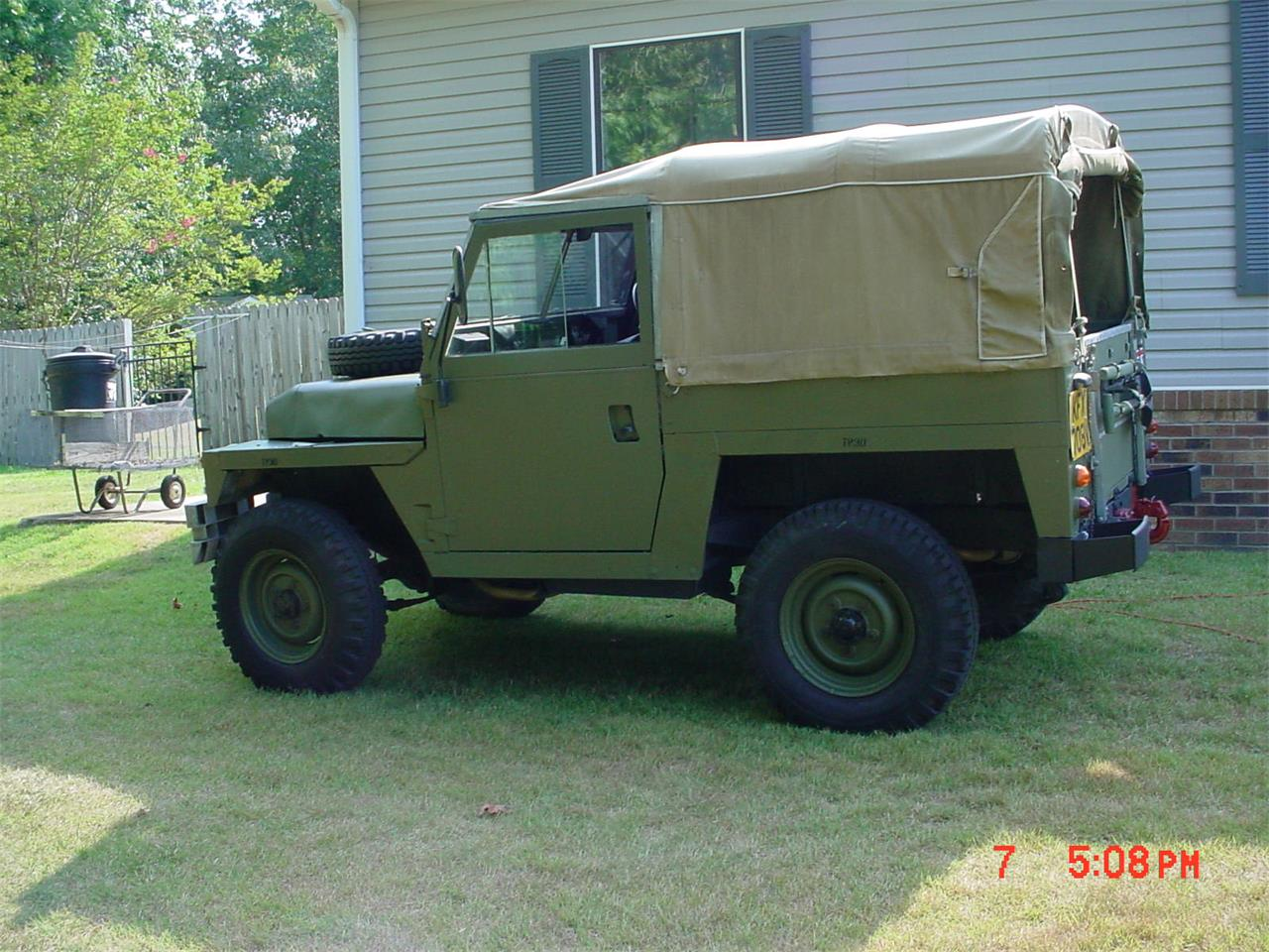 Large Picture of 1979 Land Rover Series IIA - $13,500.00 - AWJ3