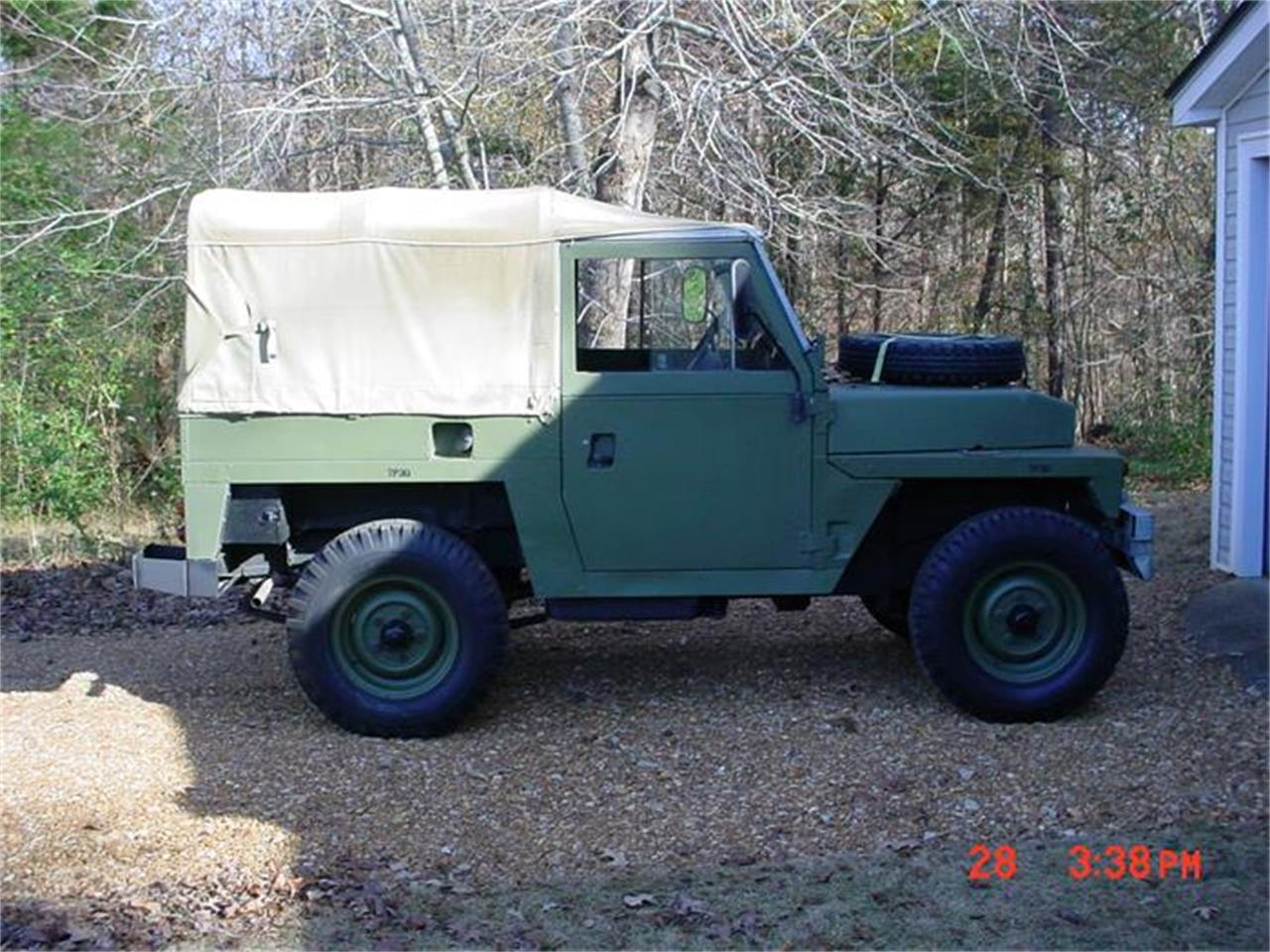 Large Picture of '79 Land Rover Series IIA located in Mississippi Offered by a Private Seller - AWJ3