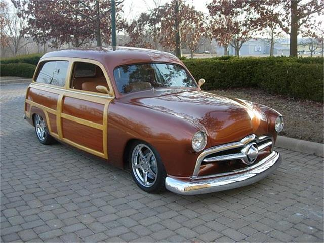 Picture of Classic '50 Wagon located in Newark Ohio Offered by  - AX4G
