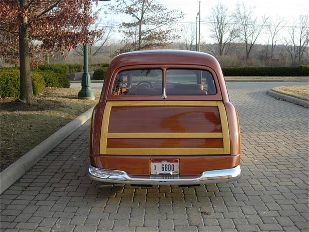 Large Picture of '50 Wagon - AX4G