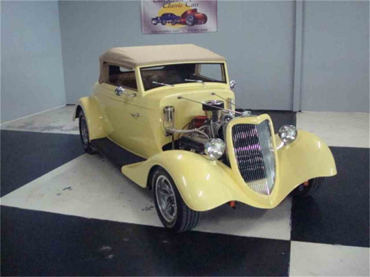 Large Picture of '34 Coupe - AXDM