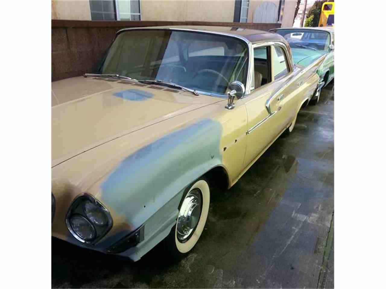 Large Picture of '61 Newport - AXHH