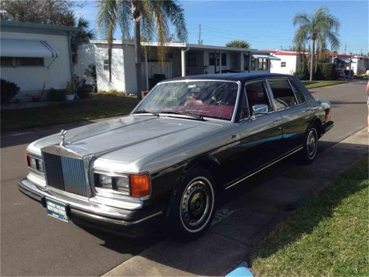 1988 Rolls-Royce Silver Spur for Sale | ClicCars.com | CC-513216