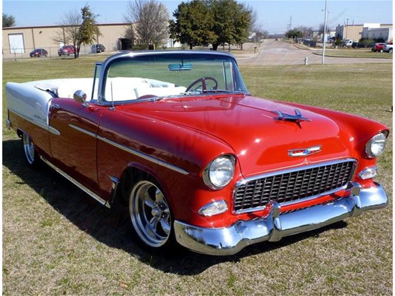 1955 Chevrolet Bel Air for Sale   ClassicCars.com   CC-513278