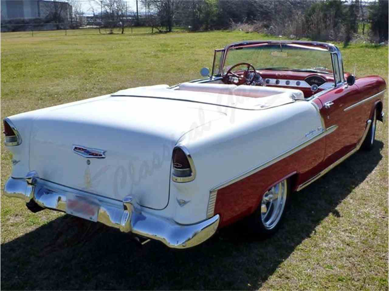 Large Picture of '55 Bel Air - B01Q