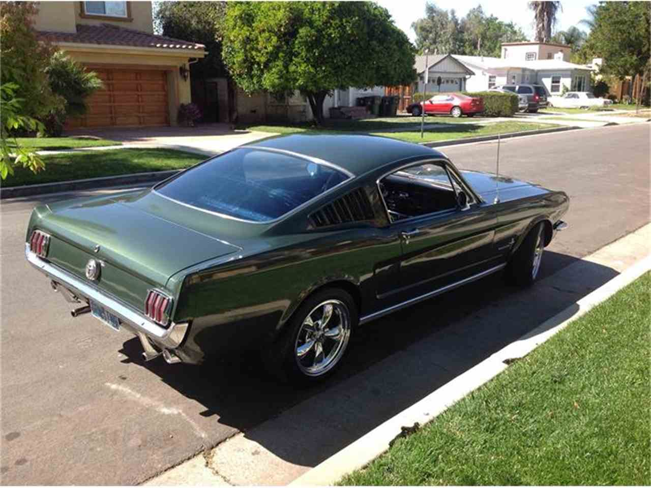 Large Picture of '66 Mustang - B14N