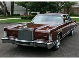 Picture of 1977 Lincoln Town Coupe located in Lakeland Florida - B150