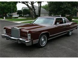 Picture of '77 Lincoln Town Coupe located in Lakeland Florida - $19,500.00 - B150