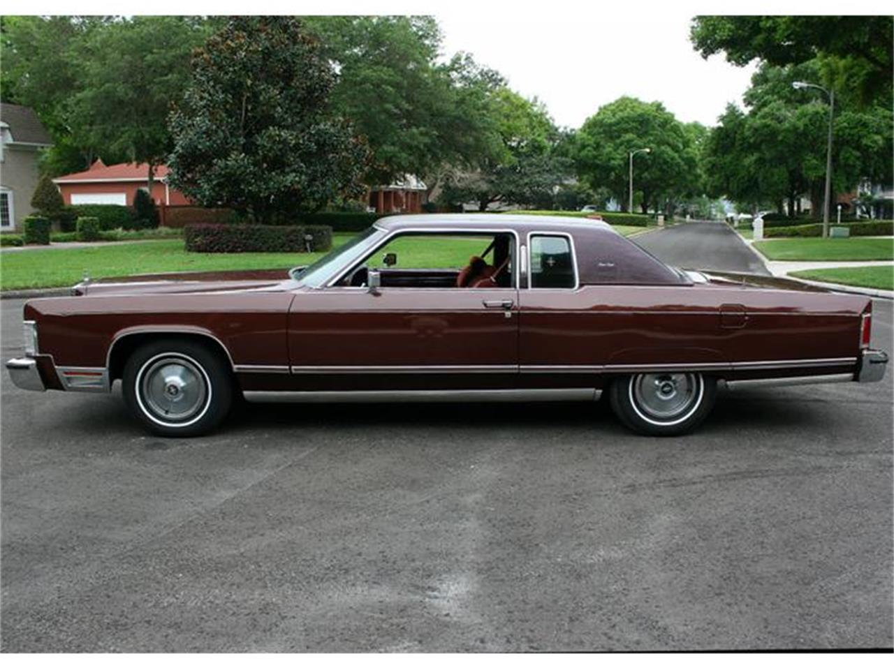 Large Picture of 1977 Town Coupe - B150