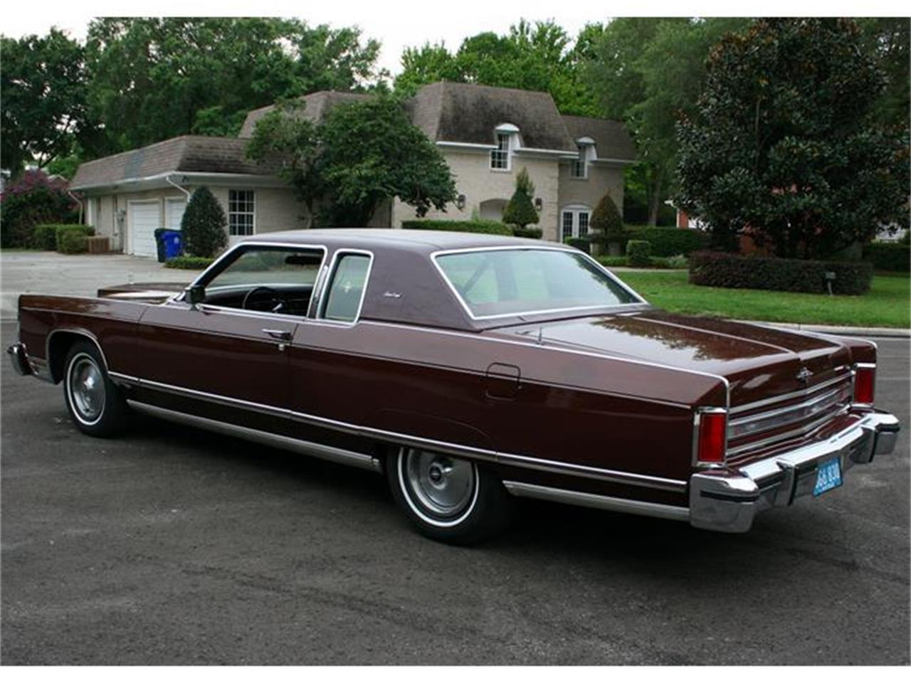 Large Picture of '77 Lincoln Town Coupe - $19,500.00 Offered by MJC Classic Cars - B150