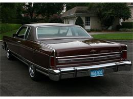 Picture of '77 Lincoln Town Coupe located in Lakeland Florida - $19,500.00 Offered by MJC Classic Cars - B150