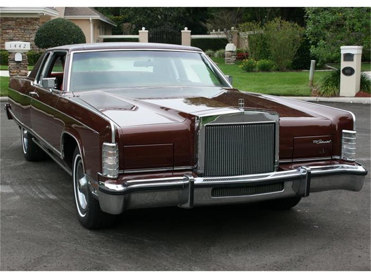 Large Picture of 1977 Lincoln Town Coupe - $19,500.00 Offered by MJC Classic Cars - B150